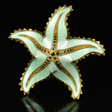 Super Scandinavian enamel jewellery