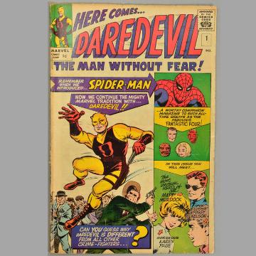 Stoke's secret Silver Age superheroes!