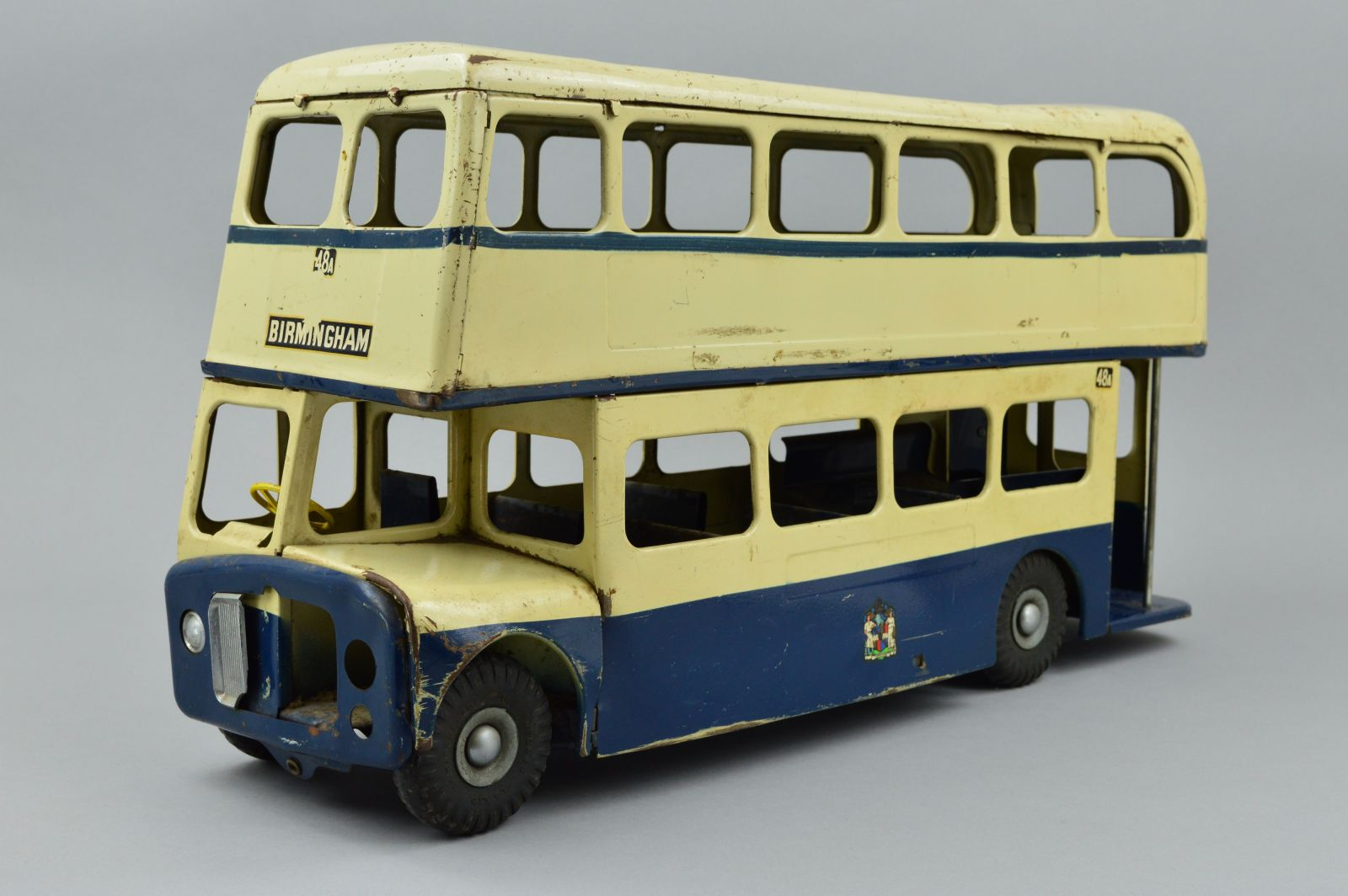 How you can buy your very own classic Birmingham bus – for £300!