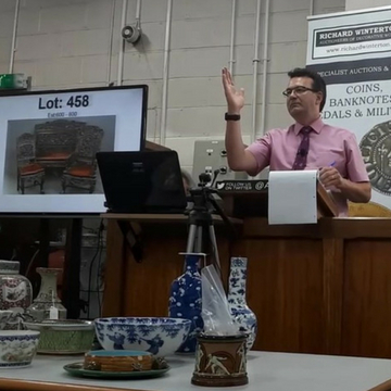 Record sales at June Fine Art auction