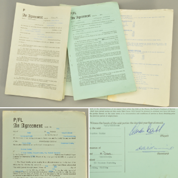 How to net Gordon Banks contracts