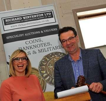 Richard Winterton profiled in luxury lifestyle magazine