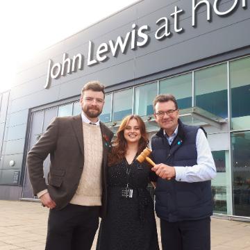 Join us at John Lewis & Partners Tamworth