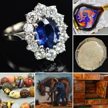 Spectacular September Fine and Decorative Arts Sale