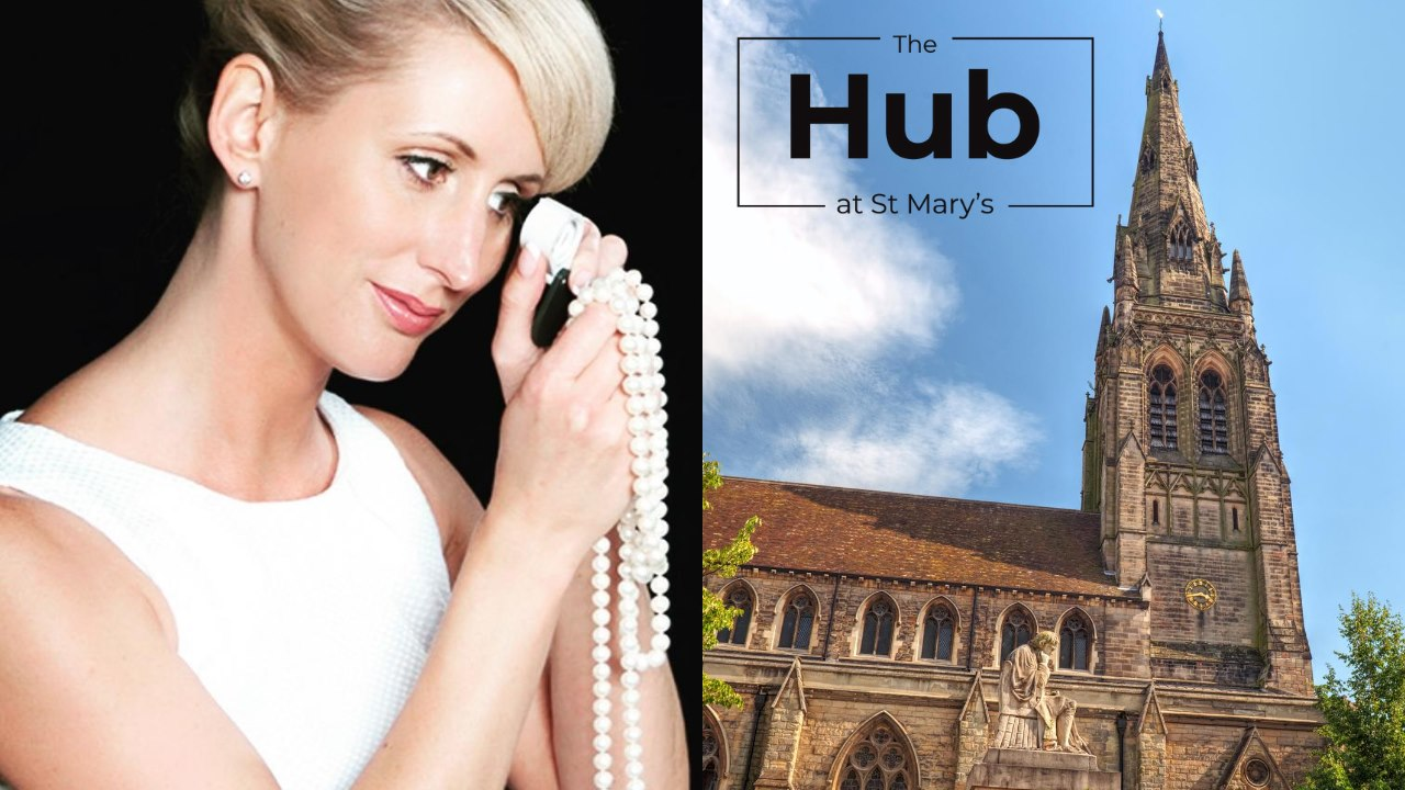 Jewellery valuations return to The Hub!