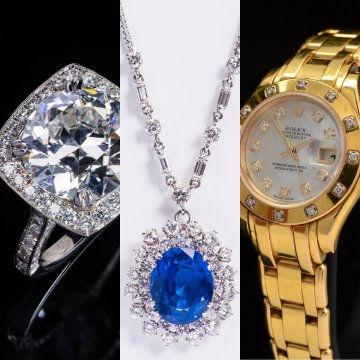 Exemplary jewellery in Fine Arts & Specialist Sale