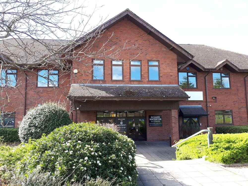 The Lichfield Auction Centre