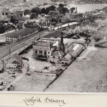 Lichfield pubs archive for auction