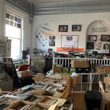 The Attic: Ashby record store auction