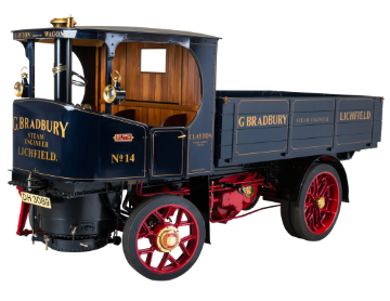 Steam and model engineering auction