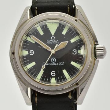 Rare Omega watch found in Lichfield