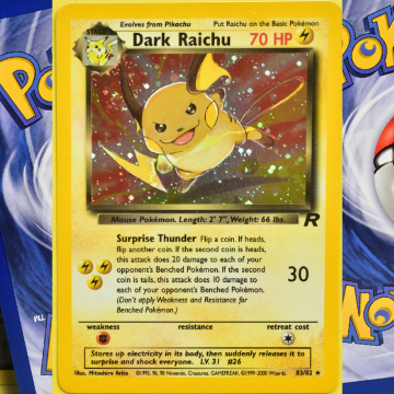 Pokemon collection sells for £6,600