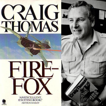 Copyright of Firefox author Craig Thomas' entire catalogue of techno-thrillers to auction