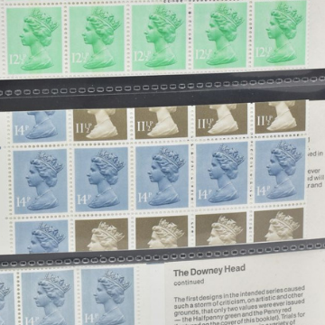 No mistake! Stamp errors could net Midlands philatelist £15,000 at Lichfield auction