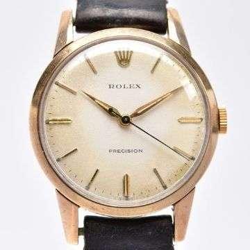 Lot 144: A 1960s Rolex Precision.