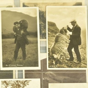Treasure trove of Cumbria and Lake District postcards realises £5,500 at Lichfield auction