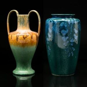 Ruskin Pottery Single Owner Collection, August 17 2021