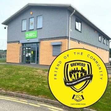 BACT Burton Albion Community Football Trust - valuations 2021